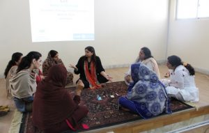 group-discussion-on-the-electoral-college-orientation-meeting-in-islamabad